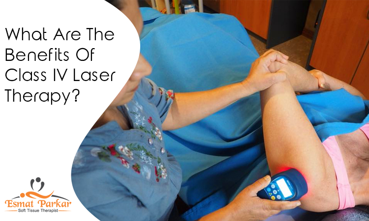 benefits of class iv laser therapy