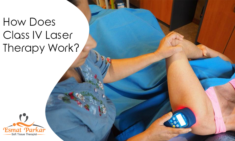 class iv laser therapy work